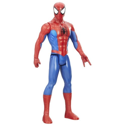 Boneco Spider Man Titan Hero Homem Aranha E0649-Hasbro