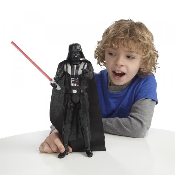 Boneco Star Wars - 30 Cm - Darth Vader - Hasbro