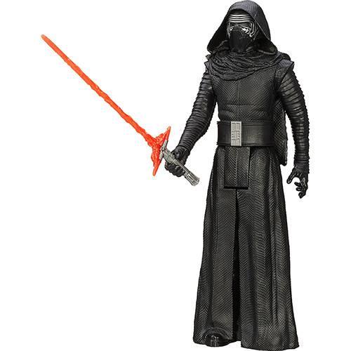 Tudo sobre 'Boneco Star Wars 12 Episódio VII Kylo Ren - Hasbro'
