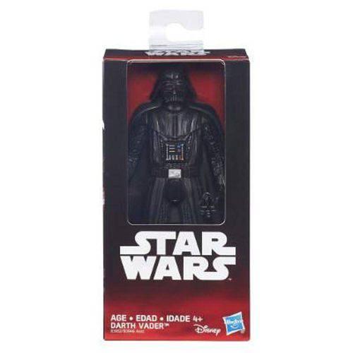 Boneco Star Wars 14 Cm - Darth Vader - Hasbro