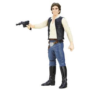 Boneco Star Wars 6 Value Han Solo - Hasbro
