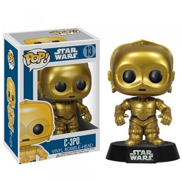 Boneco Star Wars C-3PO Funko Pop 13