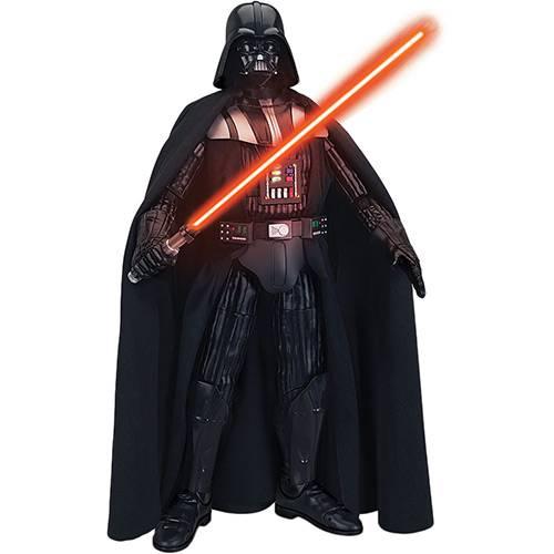 Boneco Star Wars Interativo - Darth Vader 45 Cm