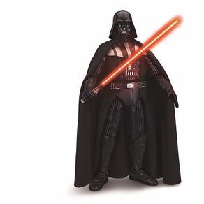 Boneco Star Wars Interativo Darth Vader 45cm - Toyng