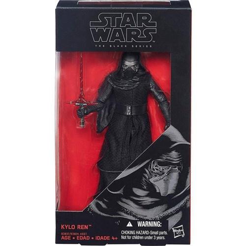 Boneco Star Wars Kylo Ren - Hasbro B3837