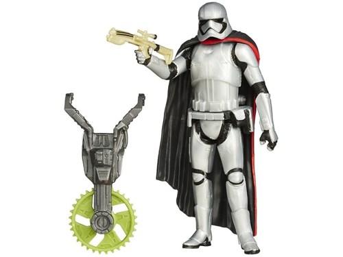 Boneco Star Wars o Despertar da Força Captain Phasma Hasbro
