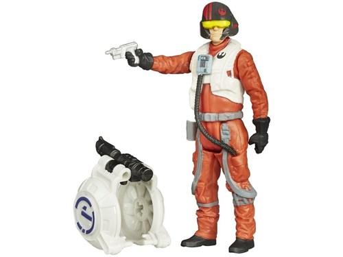 Boneco Star Wars o Despertar da Força Poe Dameron Hasbro