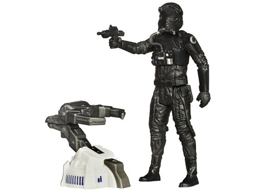 Boneco Star Wars o Despertar da Força Tie Fighter Pilot Hasbro