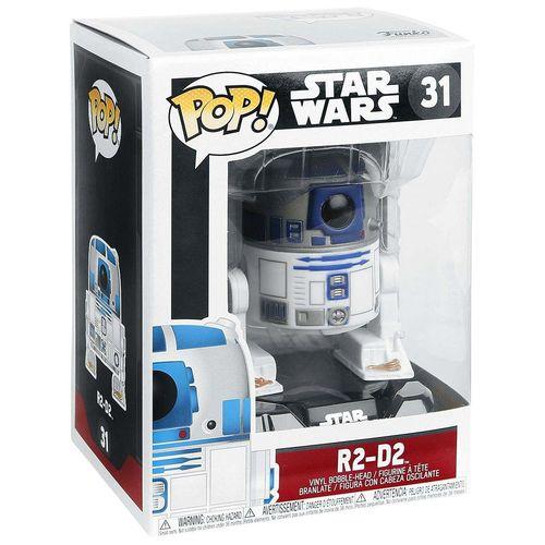 Boneco Star Wars R2-d2 Funko Pop 31