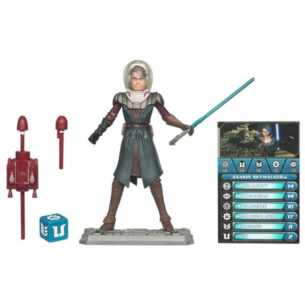 Boneco Star Wars - The Clone Wars - Anakin Skywalker - Hasbro