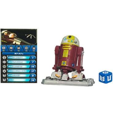 Boneco Star Wars - The Clone Wars - R7-A7 - Hasbro