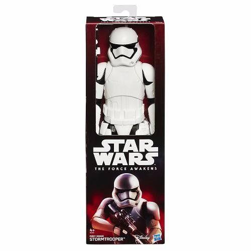 Boneco Stormtrooper Star Wars 30 Cm C1429 Hasbro