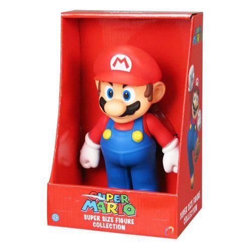 Tudo sobre 'Boneco Super Mario Bros Figure Collection'