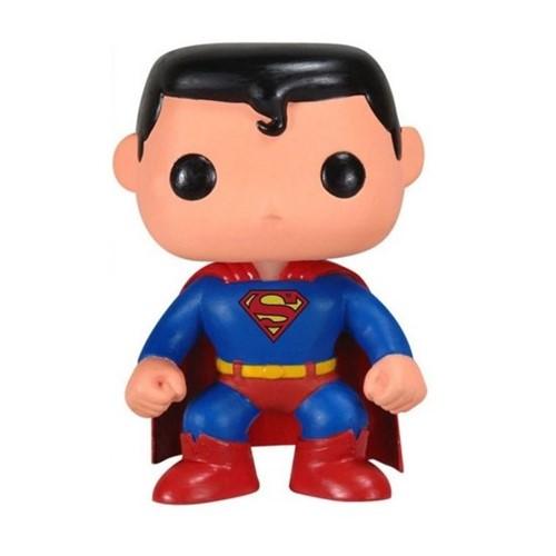 Boneco Superman DC Universe Pop! Heroes 07 Funko