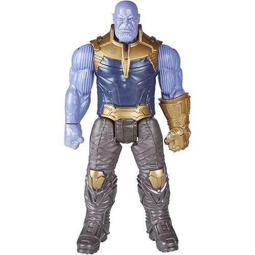 Tudo sobre 'Boneco Thanos - Vingadores E0572 - Hasbro'
