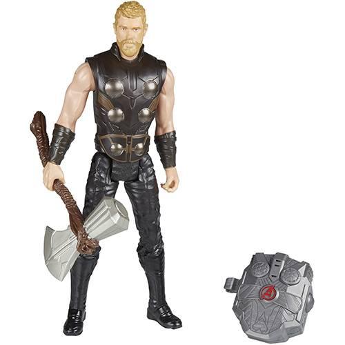 Boneco Thor - os Vingadores - Power Pack - E0616 - Hasbro