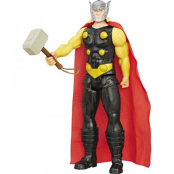 Boneco Thor os Vingadores Titan Hero B6531 Hasbro