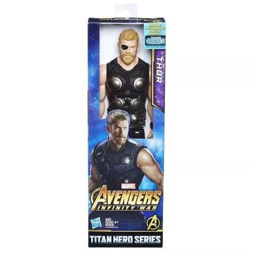 Boneco - Thor - Titan Hero Power Fx - Hasbro
