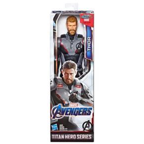 Boneco Thor - Titan Heroes - Disney - Marvel - Vingadores - Ultimato - Hasbro