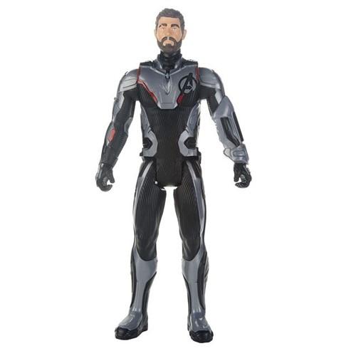 Tudo sobre 'Boneco Thor Vingadores Titan Hero 2.0 E3921 Hasbro Preto'