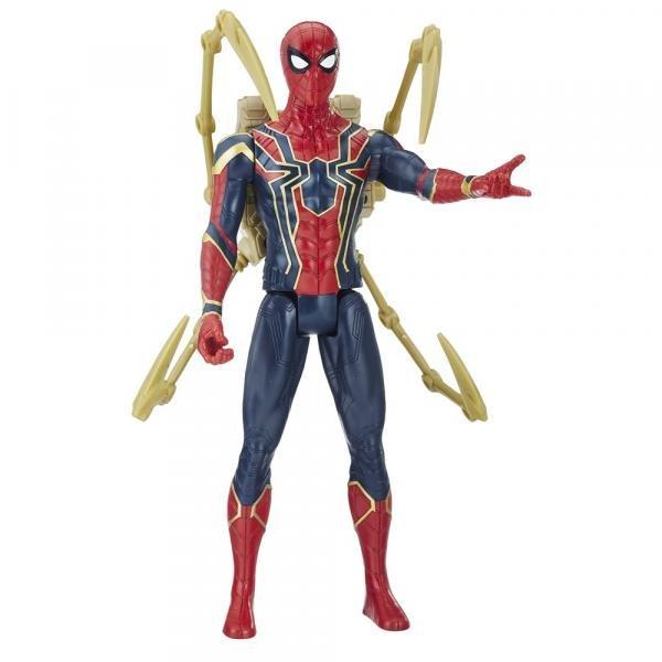 Boneco Titan Hero Power FX Homem Aranha - Hasbro