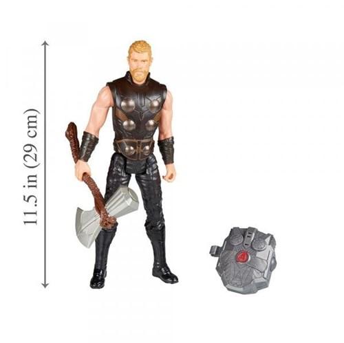 Boneco Titan Hero Power FX Thor - Hasbro