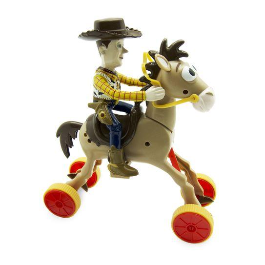 Tudo sobre 'Boneco Toy Story - Woody e Bala no Alvo'