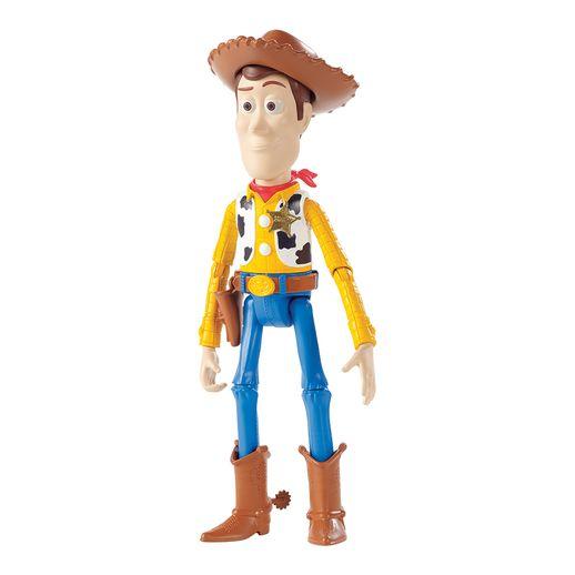 Tudo sobre 'Boneco Toy Story Woody - Mattel'