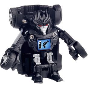 Boneco Transformers - Bot Shots - Barricade - Hasbro