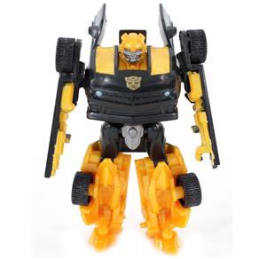 Boneco Transformers - Cyberverse - Bumblebee Preto - Hasbro