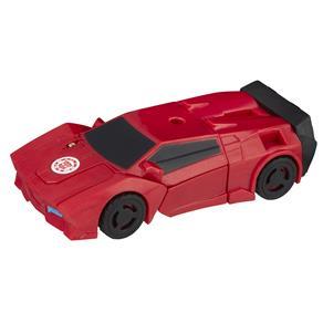 Boneco Transformers Hasbro Combiner Force - Sideswipe