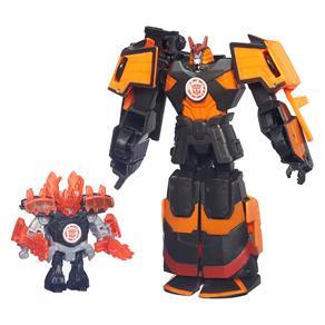 Boneco Transformers Hasbro Drift Jetstorm