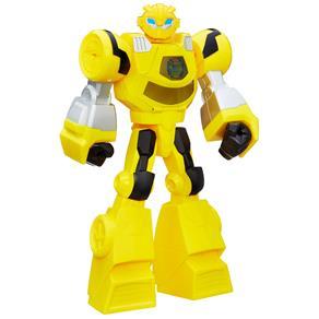 Boneco Transformers Hasbro Playskool Rescue Bots - Bumblebee