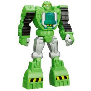 Boneco Transformers Hasbro Rescue Playskool - Bouder The Constrution