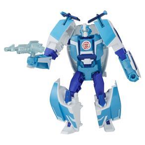 Boneco Transformers Hasbro Robots In Disguise Combiner Force - Blurr