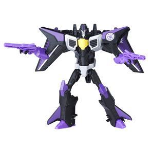 Boneco Transformers Hasbro Robots In Disguise Combiner Force - Skywarp