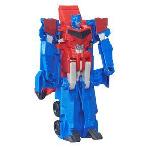 Boneco Transformers Hasbro Robots In Disguise - Optimus Prime