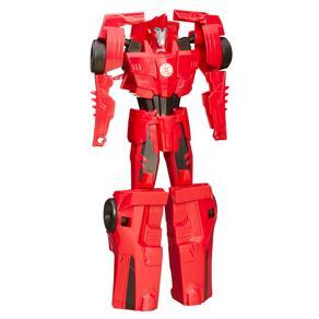 Boneco Transformers Hasbro Robots In Disguise - Sideswipe