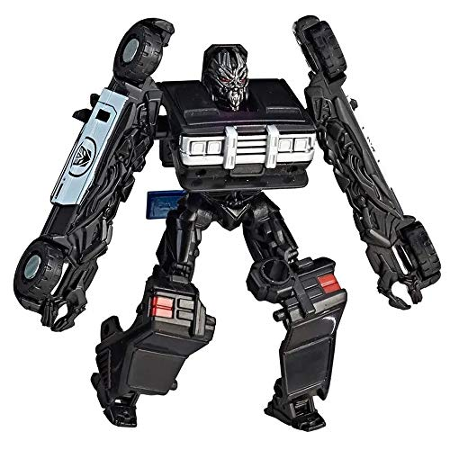 Boneco Transformers Hasbro Speed Barricade - E0691