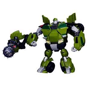 Boneco Transformers - Prime Voyager - Bulkhead - Hasbro