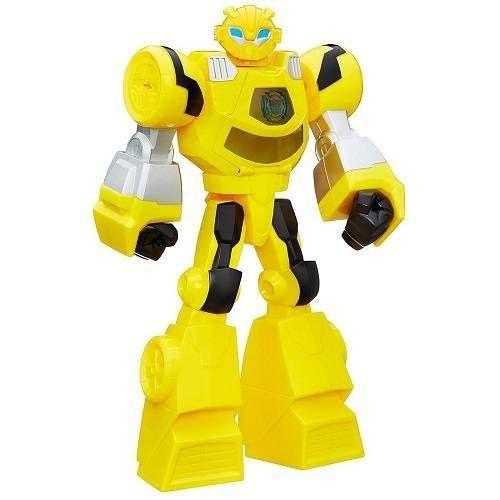 Boneco Transformers Rescue Bots Bumblebee Hasbro A8303 9351