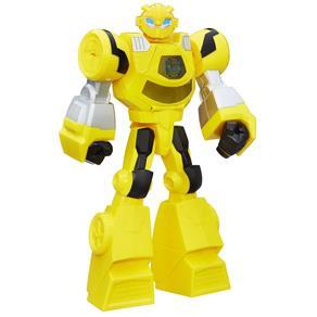 Boneco Transformers Rescue Bots - Bumblebee - Hasbro
