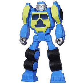 Boneco Transformers Rescue Bots - Salvage - Hasbro