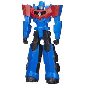 Boneco Transformers Roborts In Disguise - 30 Cm - Optimus Prime - Hasbro