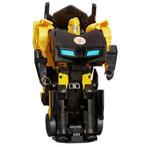 Boneco Transformers Robots In Disguise 1-Step Bumblebee
