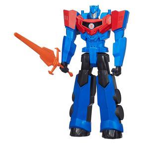 Boneco Transformers Robots In Disguise Hasbro Optmus Prime