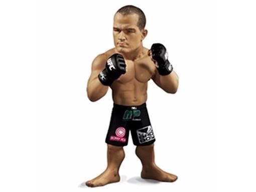"""Tudo sobre 'Boneco UFC Junior dos Santos """"Cigano"""" 10071'"""
