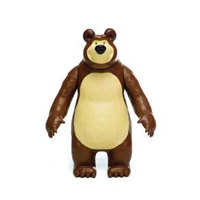 Boneco Urso de Vinil - Masha e o Urso - Estrela