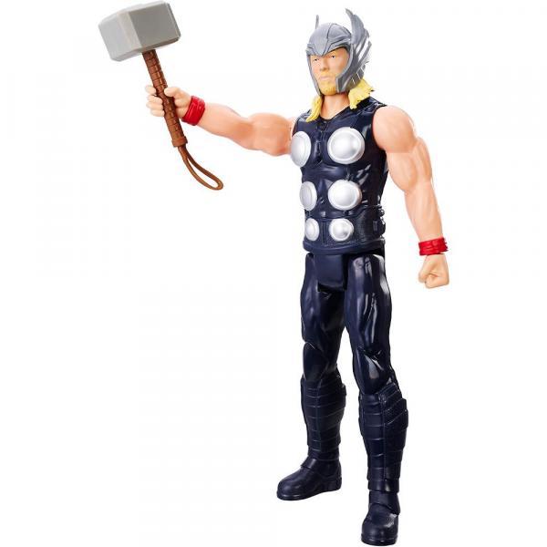 Boneco Vingadores Titan Hero Thor - Hasbro