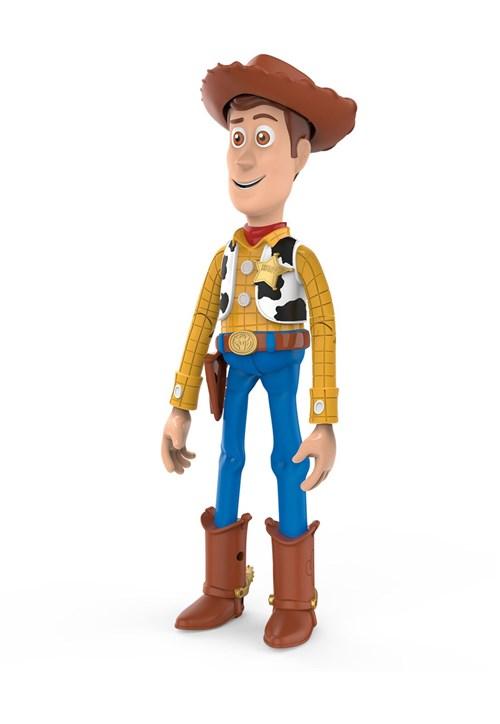 Tudo sobre 'Boneco Woody com Som'